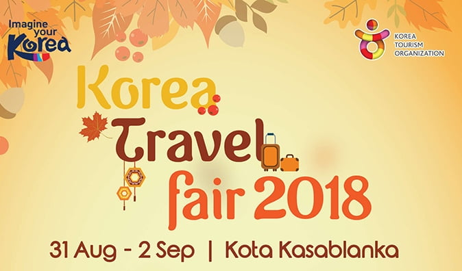 Berburu Liburan Musim Dingin di Korea Travel Fair