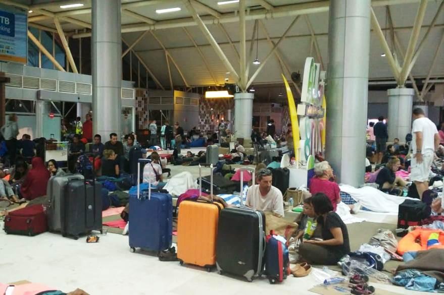 Kementerian Pariwisata Tangani Dampak Gempa Lombok