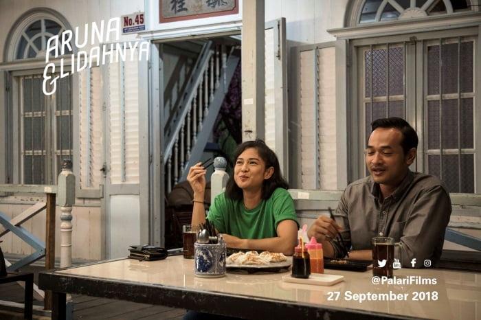 Aruna dan Lidahnya, Film Tentang Perjalanan Wisata Kuliner Indonesia