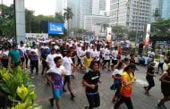 FX Sudirman Gelar Palu Charity Run