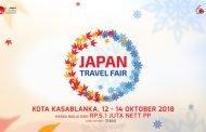 Berbagai Penawaran Paket Liburan Ke Jepang Ada di Japan Travel Fair 2018