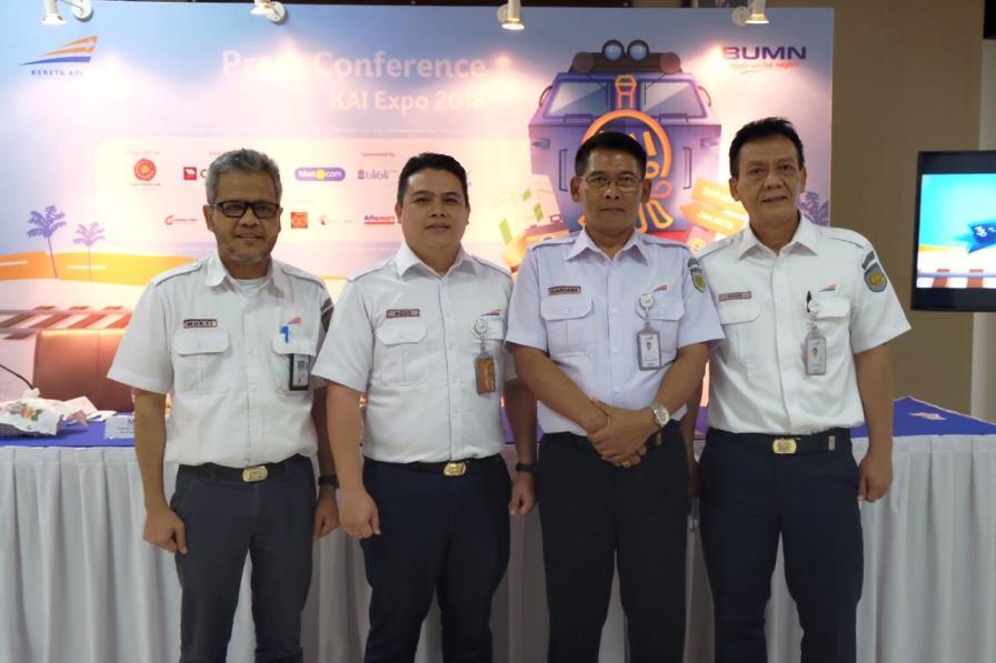 KAI Expo 2018, Pameran Industri Kereta di Indonesia dan Asia