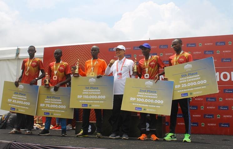 Borobudur Marathon 2018 Sukses, Jumlah Ketersediaan Kamar Inap Jadi Kendala
