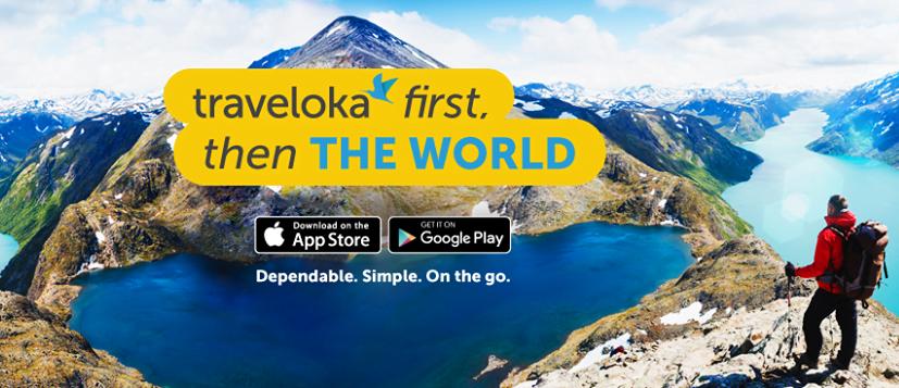 Di tahun 2018, berbagai fitur telah diluncurkan Aplikasi Traveloka