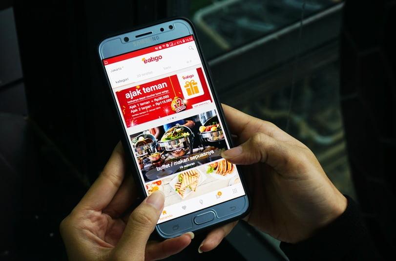 Eatigo, Platform Reservasi Restoran  Hadir di Indonesia