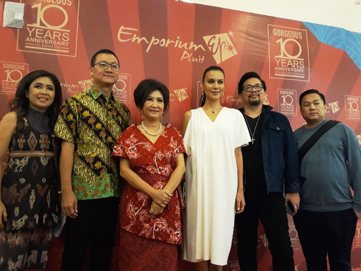 Gorgeous 10 Years Anniversary Celebration of Emporium Pluit Mall