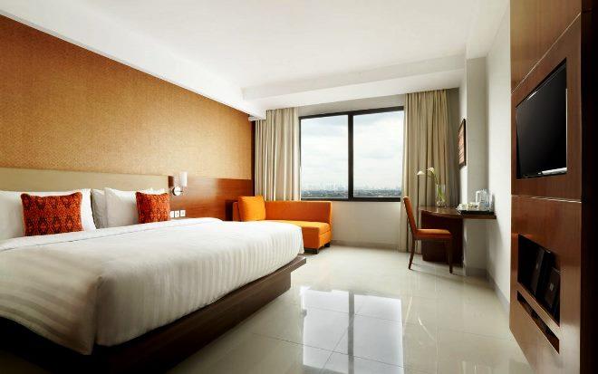 Menginap Hemat di Hotel Santika Premiere Bintaro