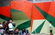 Eiger Buka Fasilitas Panjat Dinding Untuk Umum