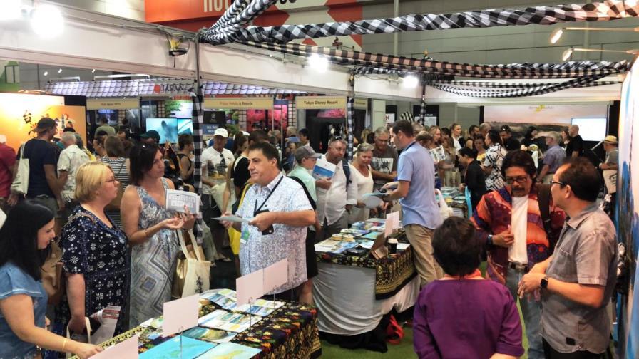 Kementerian Pariwisata Promosikan Pariwisata Indonesia di Brisbane