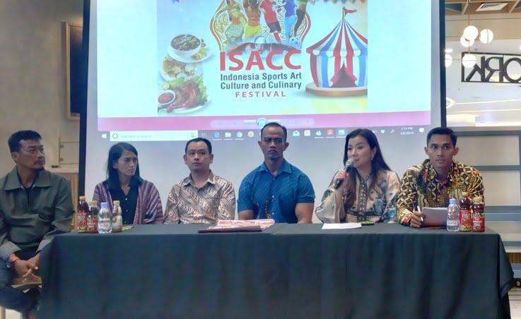 Festival  Seni, Olahraga, Budaya dan Kuliner Hadir di GOR Sumantri