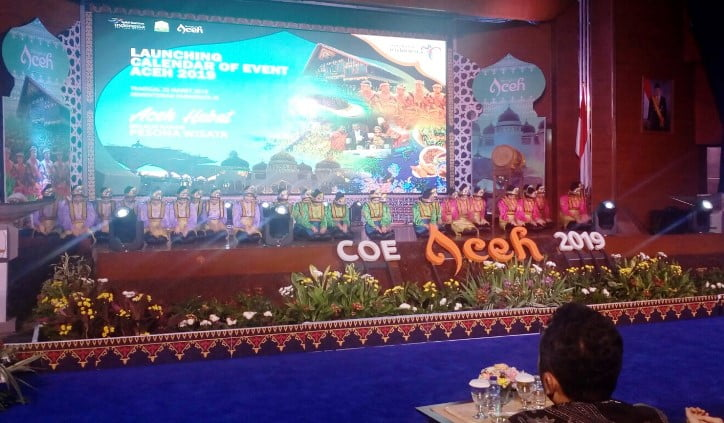 Aceh Luncurkan 100 Event Pariwisata tahun 2019