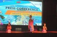 Sulawesi Tengah Luncurkan 30 Event Pariwisata di Tahun 2019