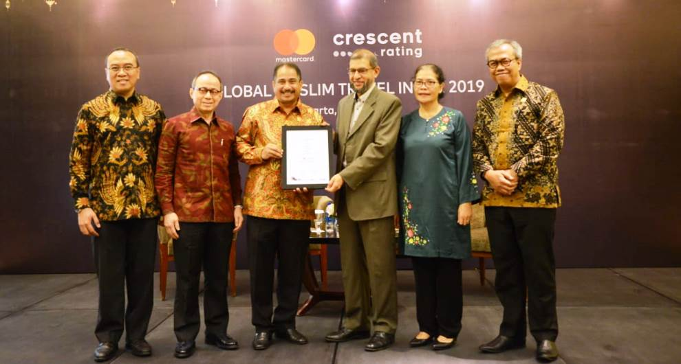 Indonesia Menduduki Peringkat Teratas Global Muslim Travel Index 2019