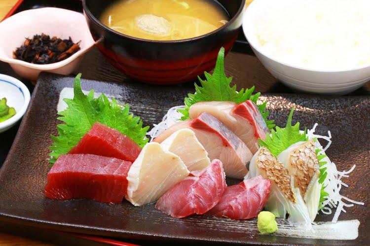 shukudo Sashimi Platter