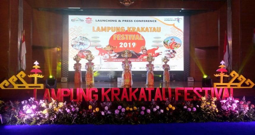 Provinsi Lampung Akan Gelar Lampung Krakatau Festival 2019