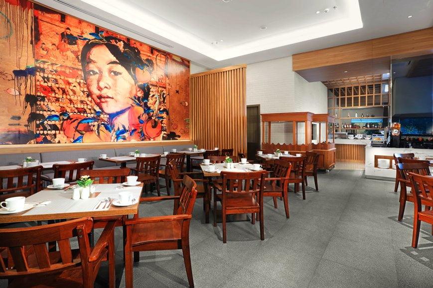 Harper Wahid Hasyim Medan Restaurant