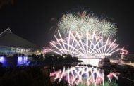 Festival Kembang Api di Prefektur Kanagawa