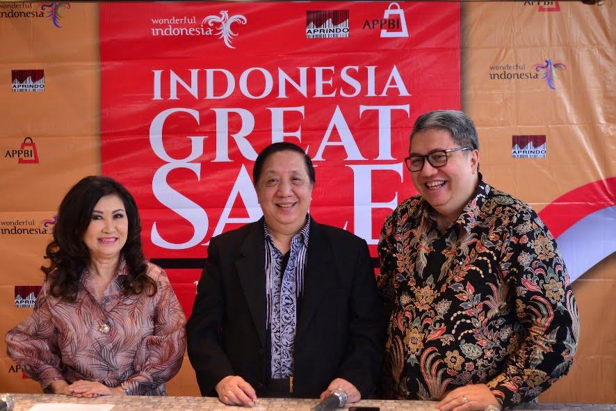 Pesta Belanja Indonesia Great Sale Sambut HUT RI ke-74