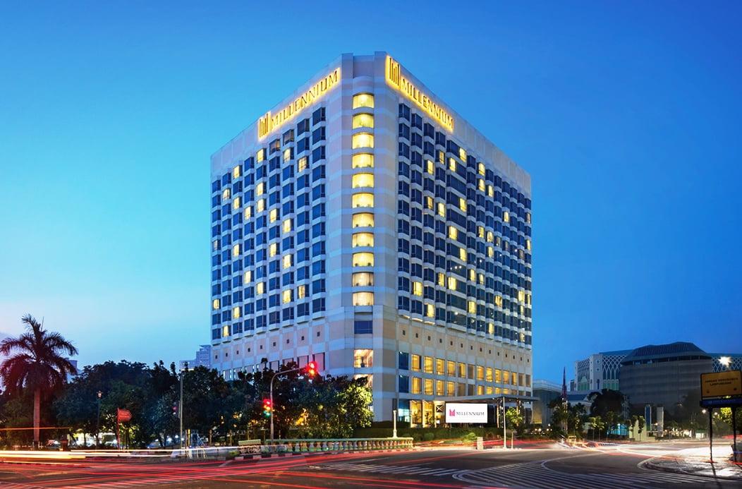 Semangat Kemerdekaan di Millennium Hotel Sirih Jakarta