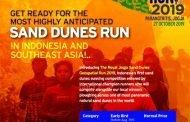 Siapkan Diri Untuk Lomba Lari Melintasi Gumuk Pasir Parang Tritis Yogyakarta