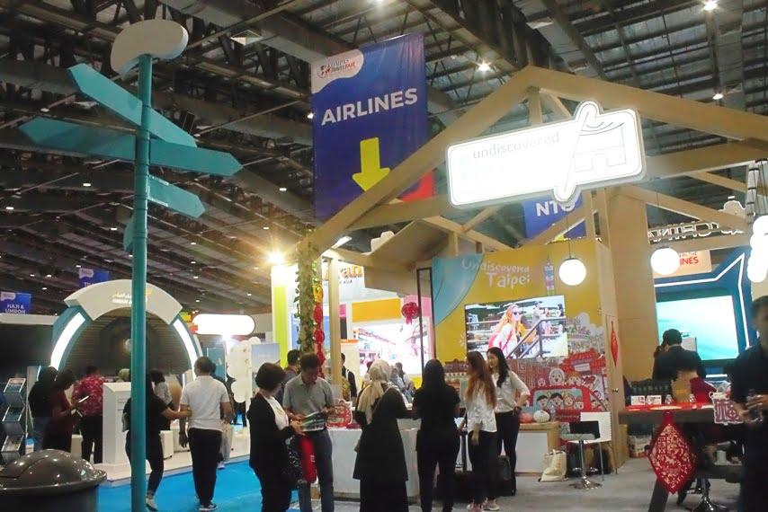 KTF 2019 Tawarkan Beragam Paket Wisata dan Tiket Murah