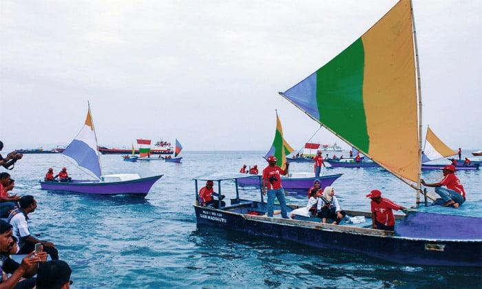 Festival Bahari Jakarta Optimalkan Pulau Seribu Sebagai Kawasan Konservasi dan Pariwisata