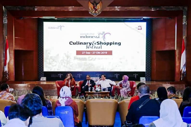 WICSF 2019 Upaya Indonesia Menjadi Destinasi Wisata Belanja dan Kuliner