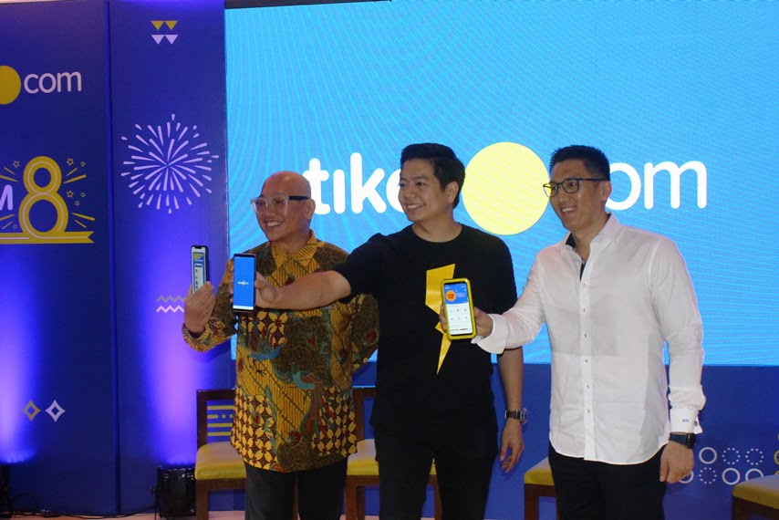 Delapan Tahun Tiket,com Tingkatkan Kerjasama dengan Promotor dan Hotel Partner