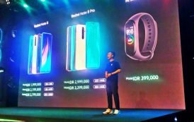 Xiaomi luncurkan Redmi Note 8, Redmi Note 8 Pro dan Mi Band 4 ke Indonesia