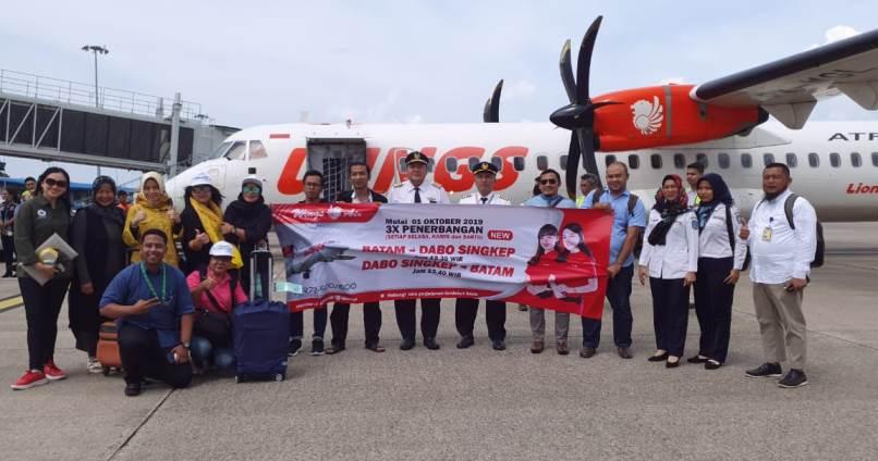 Wings Air Tawarkan Destinasi Tropis di Dabo Singkep, Kabupaten Lingga.