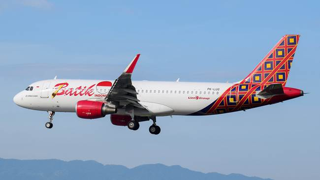 Batik Air Terbang Non Stop Jakarta – Timika