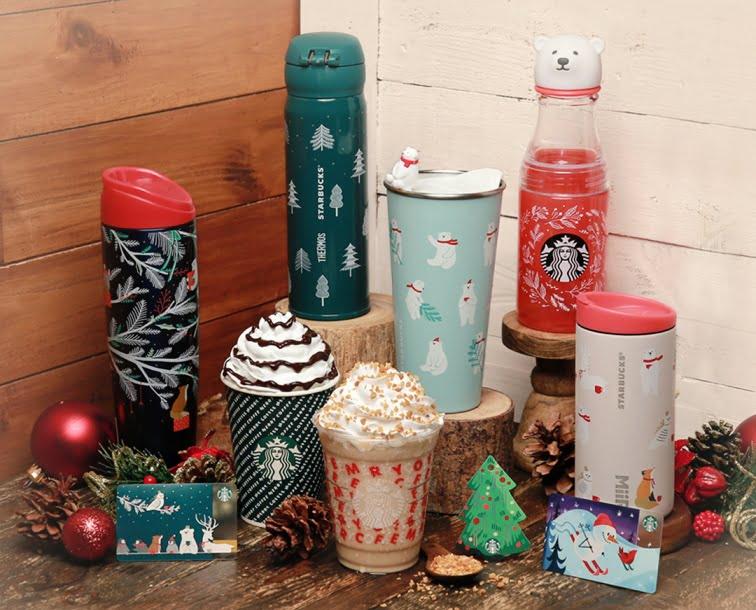 Rayakan Semangat Akhir Tahun bersama Starbucks