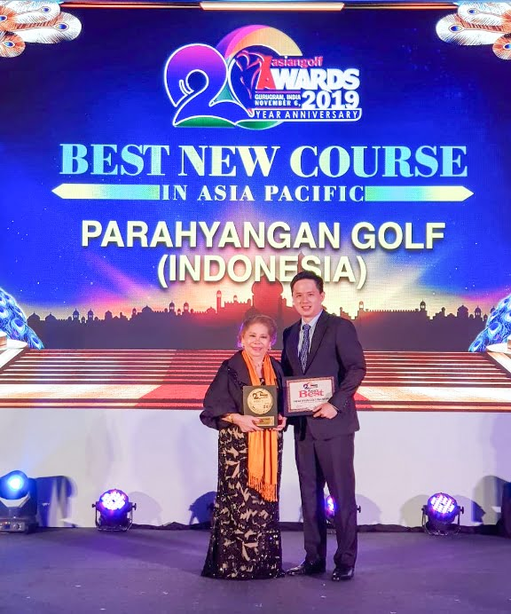 PARAHYANGAN GOLF BANDUNG ASIA GOLF AWARD 2019