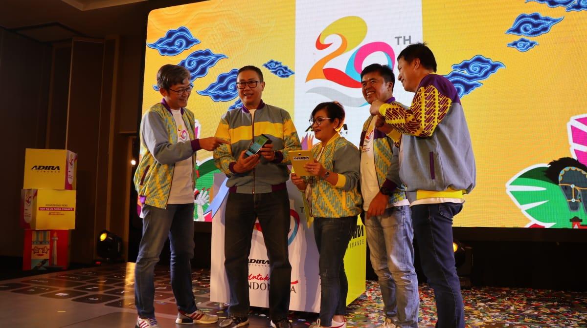 29 Tahun Adira Finance Hadir Untuk Indonesia Mewarnai