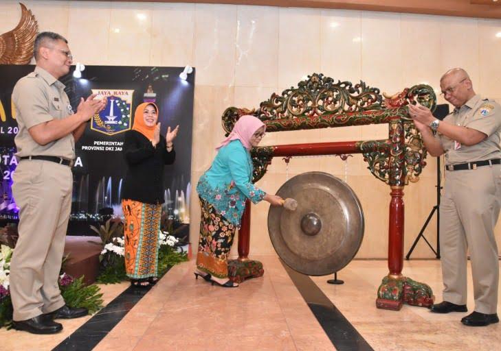 Dekranasda DKI Jakarta Menggelar JakCraft 2019 Ke-11