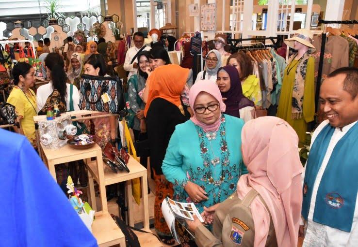 Seqara for Dekranasda Provinsi DKI Jakarta 2