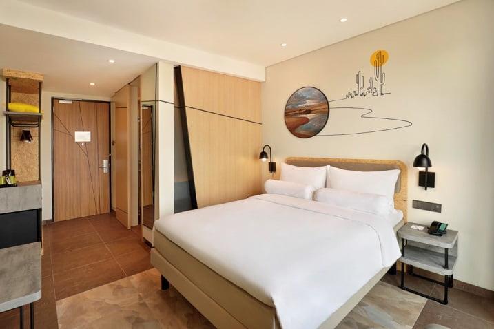 Superior Room ibis Styles Jakarta Simatupang