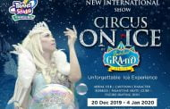 Trans Studio Bandung Persembahkan Circus on Ice pada Liburan Akhir Tahun