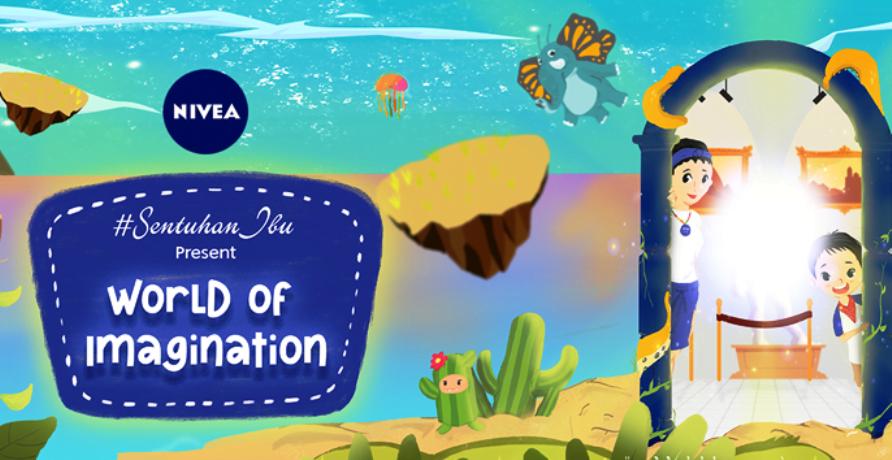 Nivea Hadirkan Taman Bermain World of Imagination di Ecopark Ancol