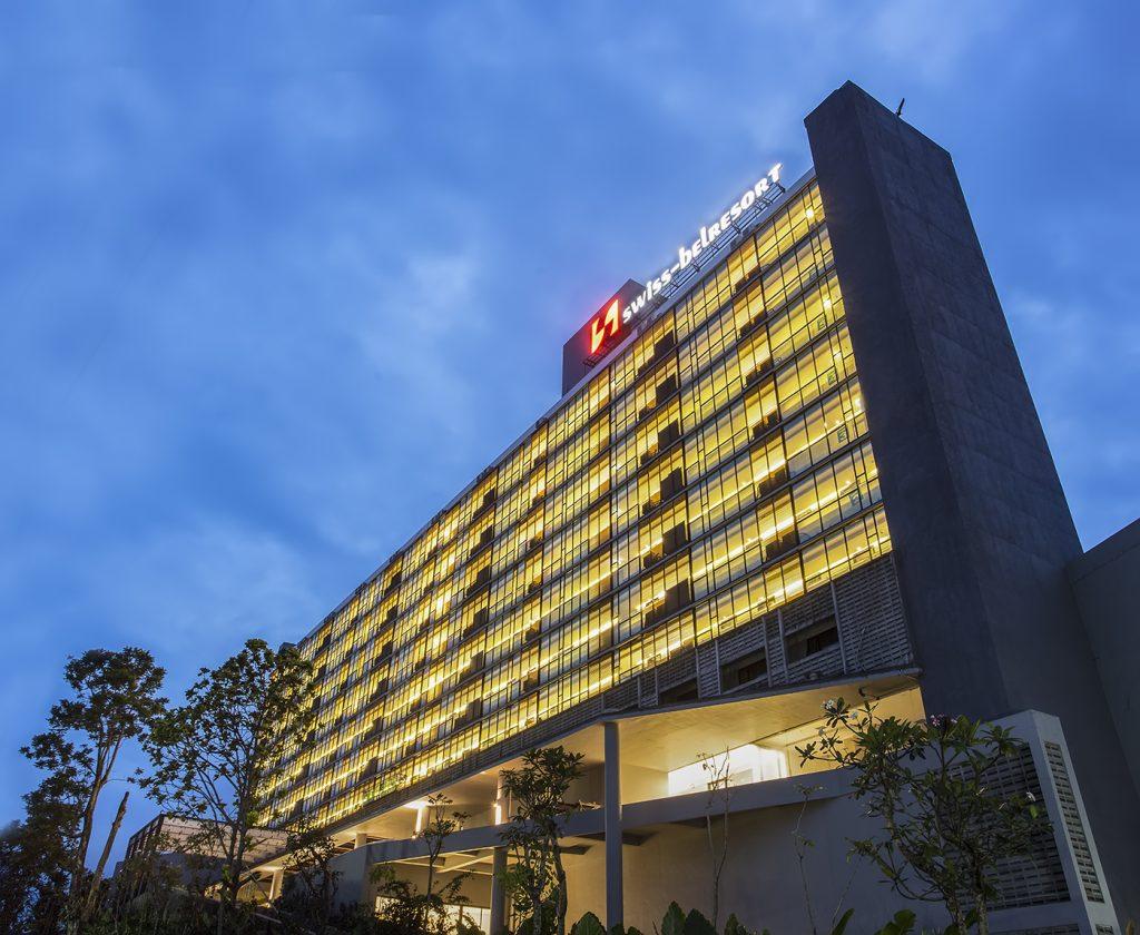 SRDA HOTEL FRONT EXTERIOR
