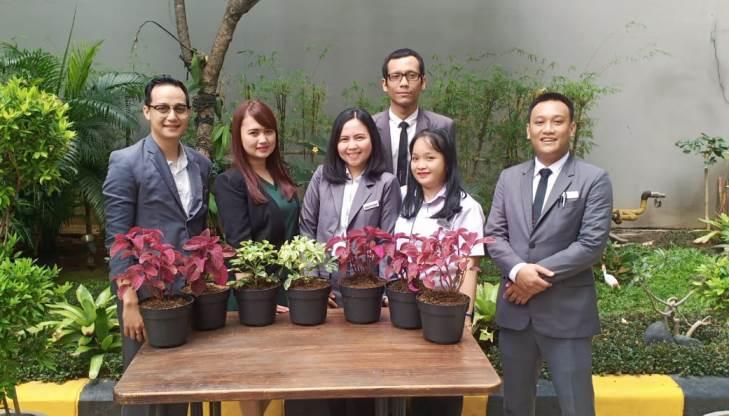 Luminor Hotel Pecenongan Jakarta Ikut Melestarikan Lingkungan