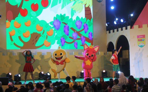Mengunjungi Kerajaan Kebahagiaan di FamGoFest