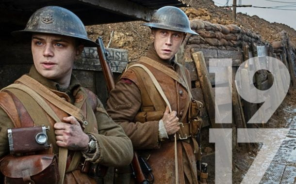 1917, Kisah Aksi Dramatis Perang Dunia Pertama Karya Sam Mendes