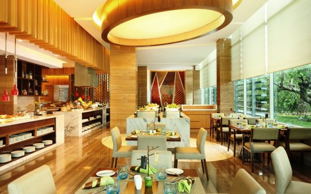 Menyambut Tahun Tikus Logam di Holiday Inn Jakarta Kemayoran