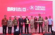 Turkish Airlines Gelar Europe Travel Fair Bersama BRI