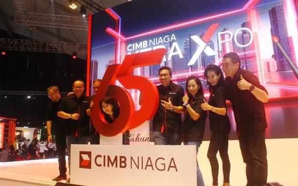 CIMB Niaga Tebar Promo Diskon dan Cashback 65% di XTRA XPO 2020