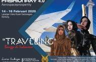 FASHIONAXY 4.0, Pagelaran Busana Berkelas di  Lanud Husein Sastranegara