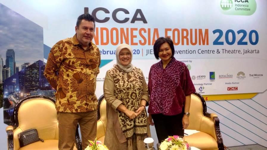 ICCA Indonesia Committee  Akan Selenggarakan Forum MICE Internasional