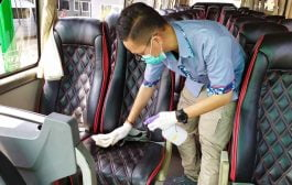 Armada White Horse Antisipasi Penyebaran Virus Covid - 19