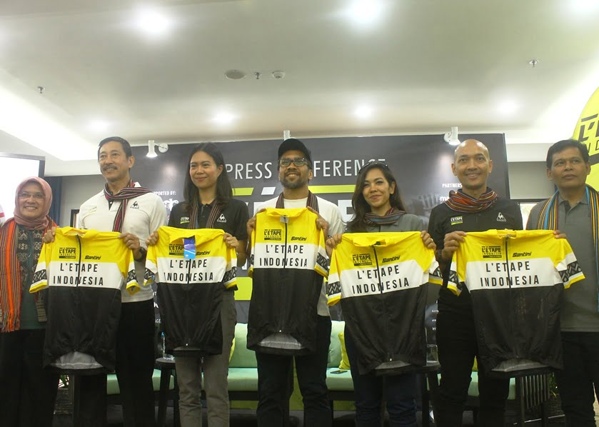 Alami Keseruan Tour de France di Lomba Sepeda L'Etape Indonesia